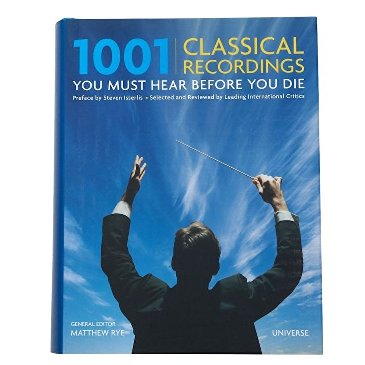 Garaj Kitap 1001 Classical Recordings You Must Hear Before You Die Renkli